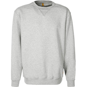 Carhartt Midweight Crewneck Trui Heren, heather grey